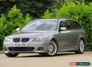 BMW 525 2.5 auto 2006MY i M Sport Touring SATNAV LEATHER for Sale