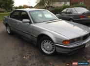 1996 (N) BMW 730I 3.0 AUTO 5 DOOR SILVER **Not Many Of These Around** for Sale