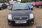 Classic 2008 Citroen C2 1.6 i 16v Code 3dr for Sale