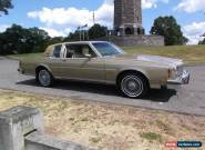 1981 Oldsmobile Other for Sale