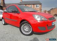 2008 FORD FIESTA STYLE TDCI DIESEL STUNNING CAR for Sale