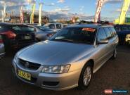 2007 Holden Commodore VZ MY06 Upgrade Acclaim Silver Automatic 4sp A Wagon for Sale