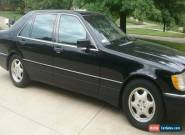 1997 Mercedes-Benz S-Class for Sale