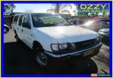 Classic 1997 Holden Rodeo TFG6 LX White Automatic 4sp A Crewcab for Sale