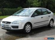 Ford Focus 1.6 LX 5 Door PETROL MANUAL 2005/05 for Sale
