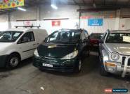 2000 Toyota Tarago ACR30R GLX Green Automatic 4sp A Wagon for Sale