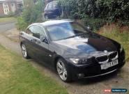 BLACK BMW 3 SERIES 3.0 325i SE 2dr CONVERTIBLE for Sale
