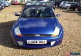 Classic 2004 Ford Streetka 1.6 Luxury 2dr for Sale