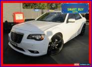 2014 Chrysler 300 MY12 S White Automatic 8sp A Sedan for Sale