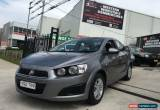 Classic 2011 Holden Barina TK MY11 Grey Automatic 4sp A Sedan for Sale