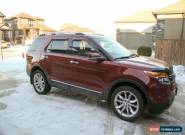 2013 Ford Explorer AWD Limited with 302A for Sale