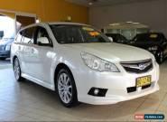 2012 Subaru Liberty E Pearl White Automatic A Wagon for Sale