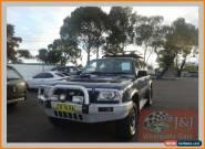 2000 Nissan Patrol GU II ST (4x4) Blue Automatic 4sp A Wagon for Sale