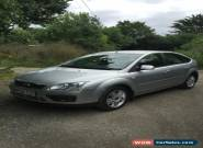 Silver Ford Focus Ghia 2005 only 48,000 miles  1.6 PETROL for Sale