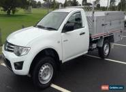 """2010 Mitsubishi Triton """"TIPPER""""  for Sale"""