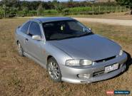 Mitsubishi Lancer Coupe Silver 2001 GLI  1.6L 5speed manual for Sale