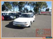 1995 Toyota Corolla AE102X Conquest White Automatic 4sp A Sedan for Sale