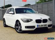 2014 64 BMW 1 SERIES 1.6 116I SPORT 5D for Sale