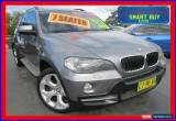 Classic 2007 BMW X5 E70 3.0D Grey Automatic 6sp A Wagon for Sale
