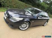 BMW 530 3.0TD auto 2005MY d Sport for Sale