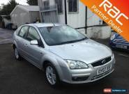 Ford Focus Ghia 16v 5dr PETROL MANUAL 2007/07 for Sale