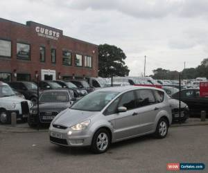Classic 2008 Ford S-Max 2.0 TDCi LX 5dr for Sale