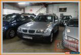Classic 2004 BMW X3 E83 2.5I Grey Automatic 5sp A Wagon for Sale