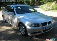 2006 BMW 320I ES  4 DOOR SALOON SILVER for Sale