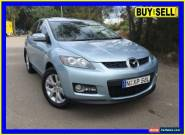 2007 Mazda CX-7 ER Luxury (4x4) Blue Automatic 6sp A Wagon for Sale