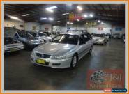 2004 Holden Commodore VZ Executive Silver Automatic 4sp A Wagon for Sale