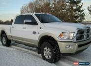2012 Dodge Ram 3500 for Sale