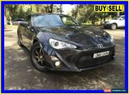2012 Toyota 86 ZN6 GT Grey Automatic 6sp A Coupe for Sale