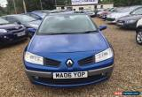 Classic 2006 Renault Megane 1.6 VVT Dynamique 5dr for Sale