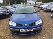 2006 Renault Megane 1.6 VVT Dynamique 5dr for Sale