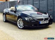 2006 56 BMW 6 SERIES 4.8 650I SMG 2D AUTO for Sale