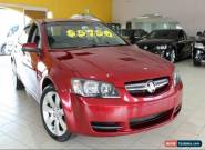 2007 Holden Commodore VE Lumina Maroon Automatic 4sp A Sedan for Sale