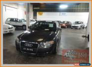 2006 Audi A4 B7 2.0 Grey Automatic A Sedan for Sale