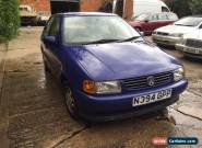 1996 VW POLO 1.0 L 5DR NO MOT RUNS FINE SPARES OR REPAIRS TRADE CLEARANCE for Sale