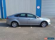 2009 FORD MONDEO ZETEC 1.8 TDCI 125 SILVER NO DAMAGE SOLD AS SPARES REPAIR  for Sale
