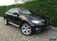 2010 60 BMW X6 3.0 XDRIVE30D 4D AUTO 241 BHP DIESEL for Sale