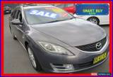 Classic 2009 Mazda 6 GH MY09 Classic Grey Automatic 5sp A Wagon for Sale