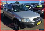 Classic 2000 Honda CR-V (4x4) Silver Manual 5sp M Wagon for Sale