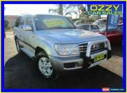 2006 Toyota Landcruiser UZJ100R Upgrade II GXL (4x4) Silver Automatic 5sp A for Sale