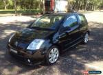 2006 Citroen C2 MY06 VTR Black Automatic 5sp A Hatchback for Sale