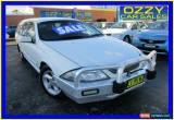 Classic 2001 Ford Falcon Auii Forte White Automatic 4sp A Wagon for Sale