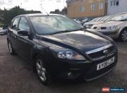 Ford Focus Zetec 5dr PETROL MANUAL 2008/08 for Sale