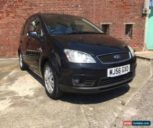 Classic 2007 Ford Focus C-Max 1.8 TD Ghia 5dr for Sale