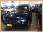 2002 Ford Falcon BA XT Blue Automatic 4sp A Wagon for Sale