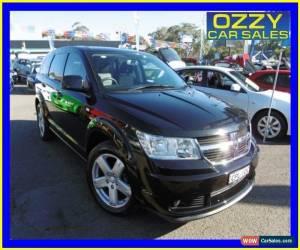 Classic 2009 Dodge Journey JC SXT Black Automatic 6sp A Wagon for Sale