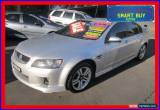 Classic 2009 Holden Commodore VE MY09.5 SV6 Silver Automatic 5sp A Sedan for Sale